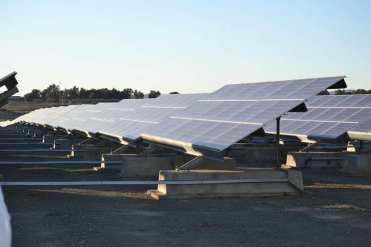 Usina de energia solar - fotovoltaica - Rio Grande do sul - Licenciamento ambiental