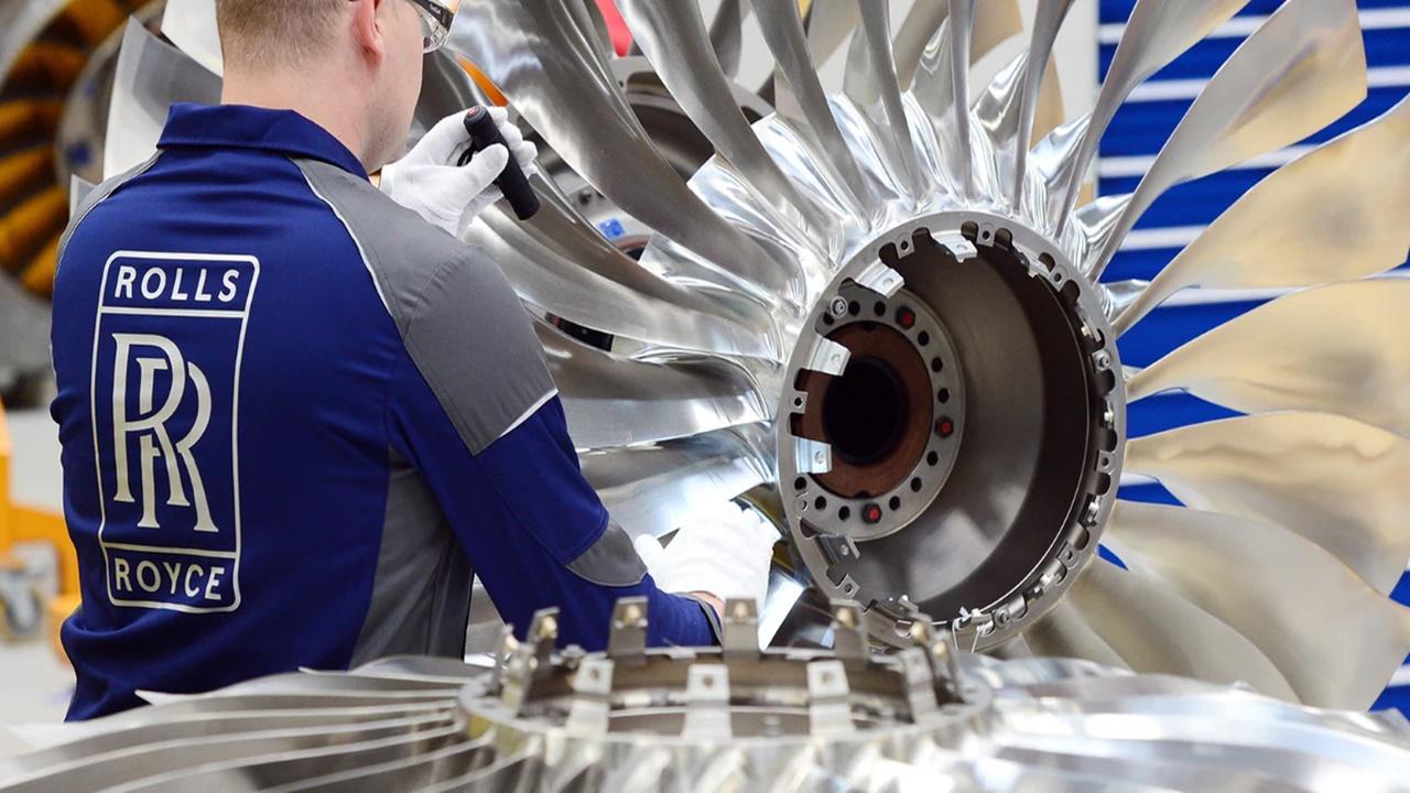 turbina - motor - Rolls-Royce - General Electric - enfrenagens - aviação - ultrafan
