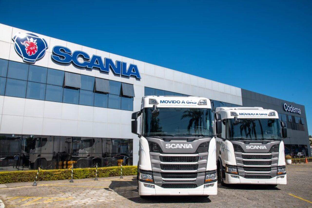 Scania - estágio - vagas - SP