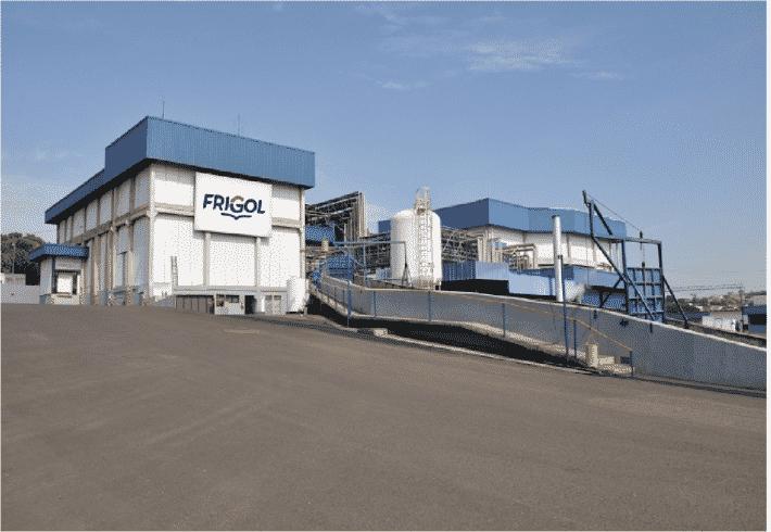 frigoríco, Goiás, produção