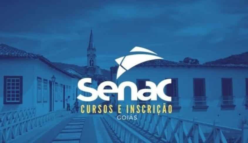 Senac-GO - cursos gratuitos online -EAD - vagas