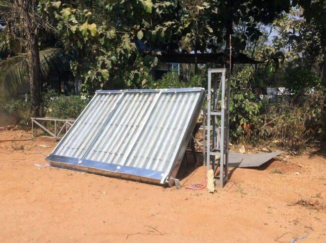 Startup - Chile - energia solar