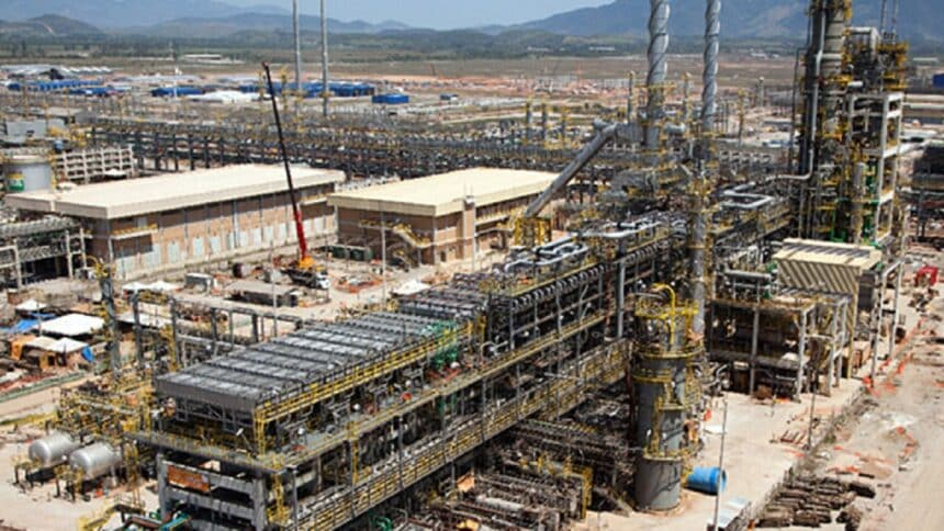 TCU - Petrobras - Comperj