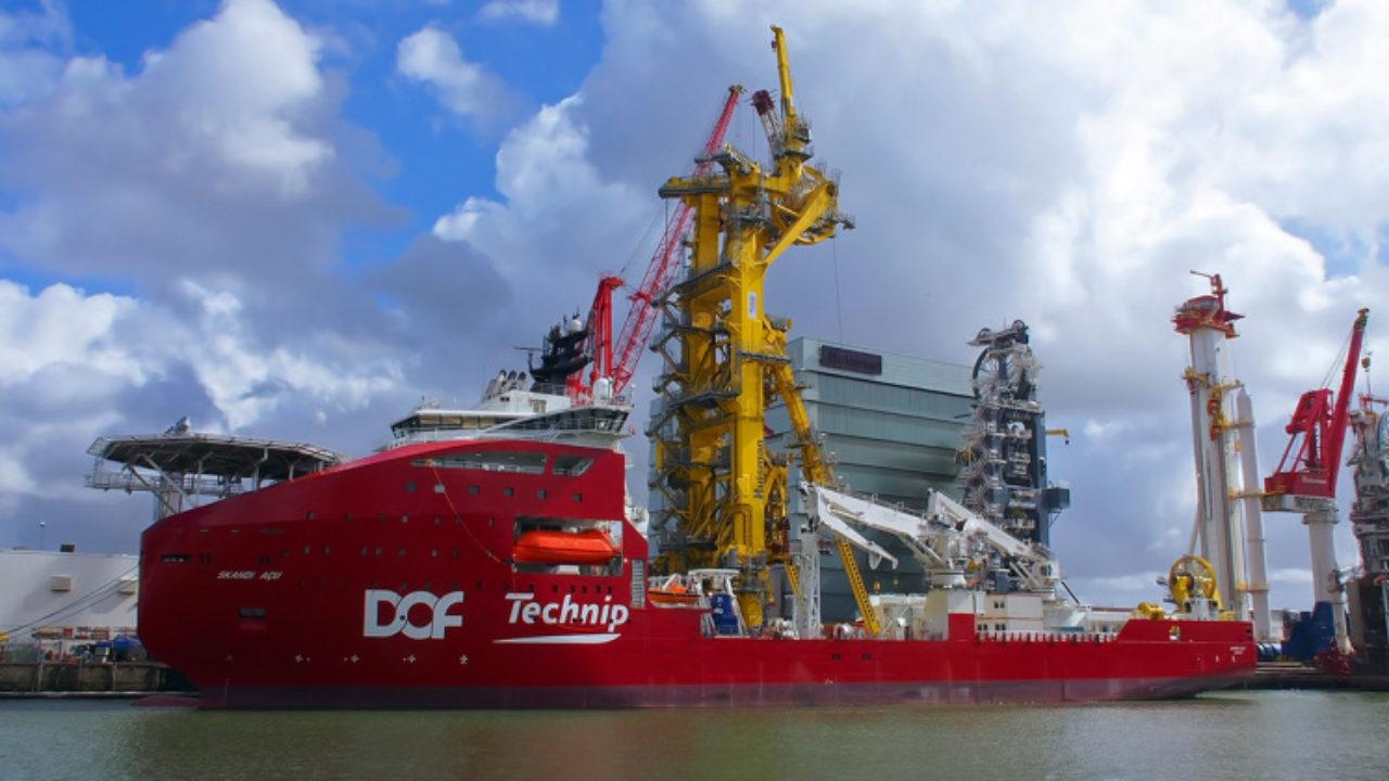 TechnipFMC - Submarino - Petrobras - Marlim