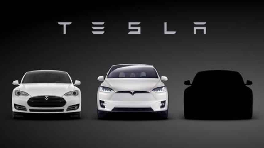 Tesla model3 - Tesla - carros elétricos - model x
