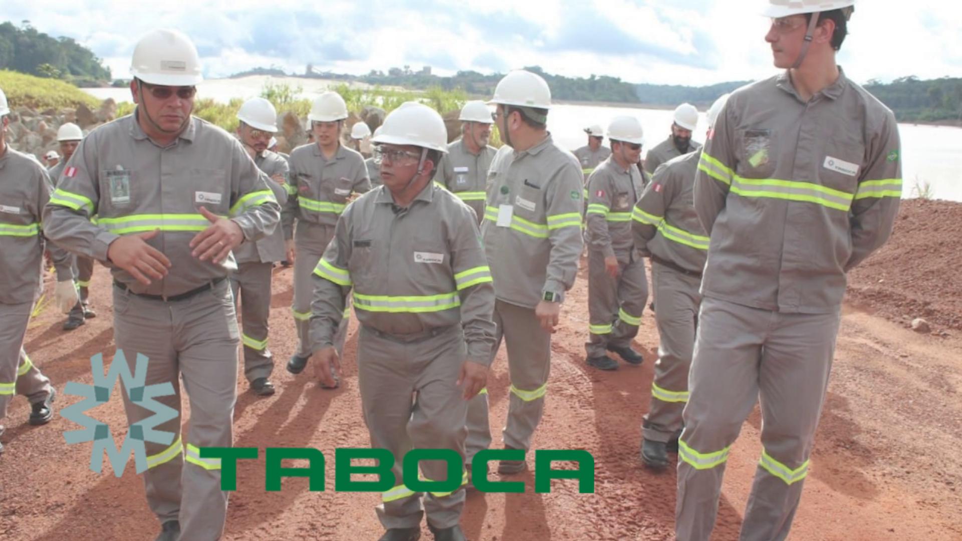 Mineração – emprego – técnico