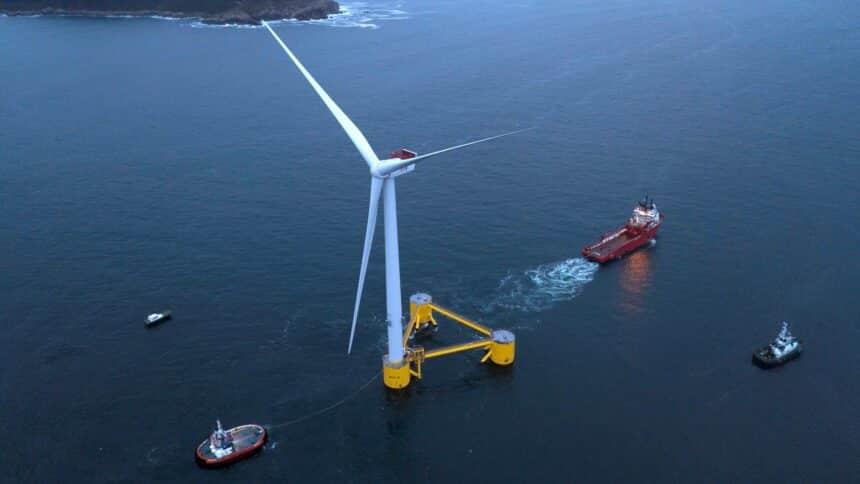 turbina - eólica - usina - energia renovável