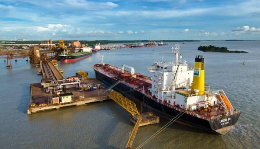 Porto do Itaqui - combustíveis - Maranhão - Ultrcargo