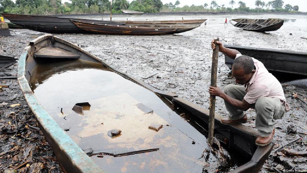 Petróleo - Shell - Nigéria