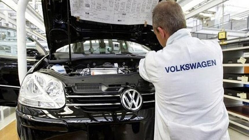 Volkswagen - Ford - Gol - Voyage - Fox - SP - fábrica - LG - produção