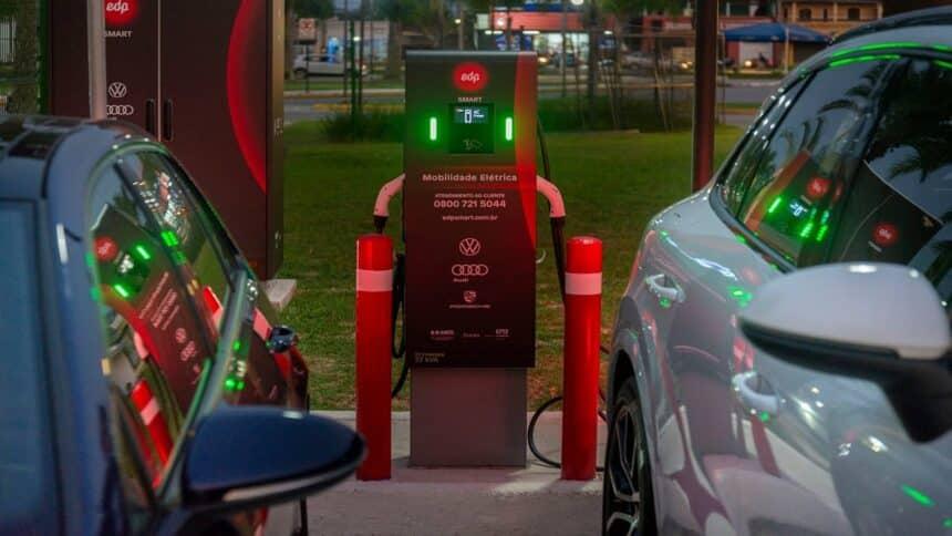 WEG - EDP - carros elétricos - Renault