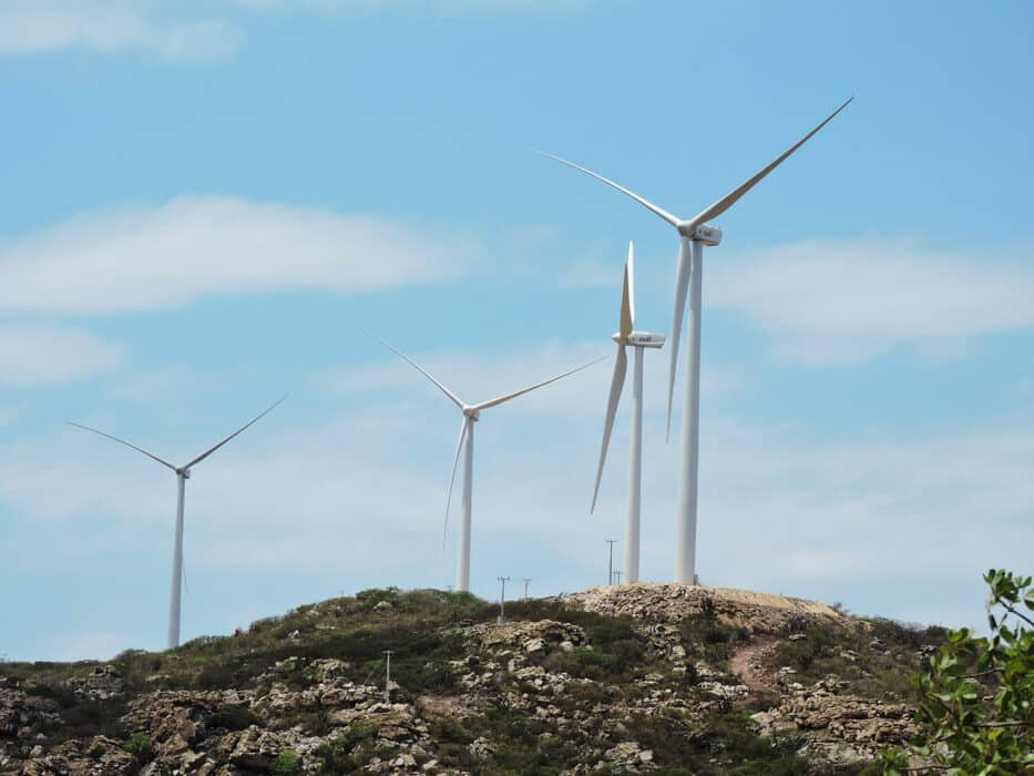 Bahia - Energia eólica - energia solar - vagas de empregos