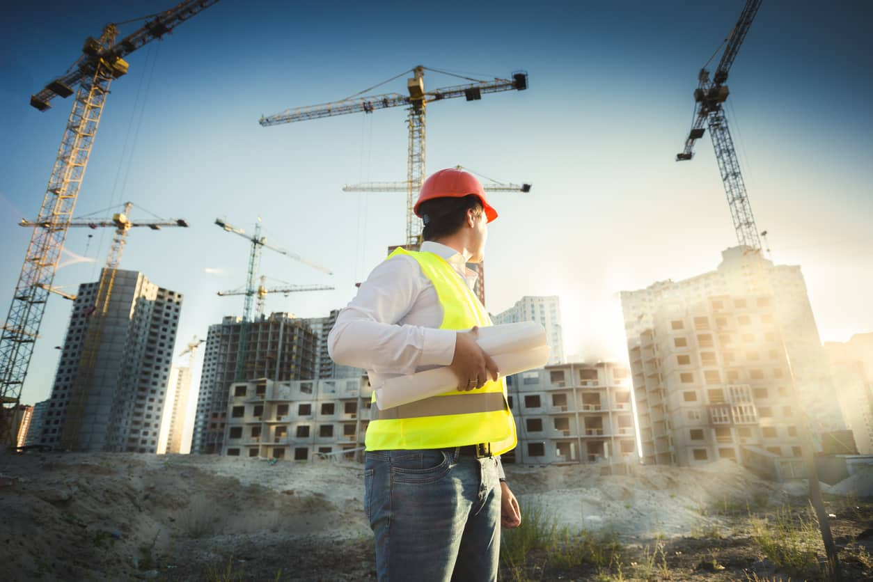 construção civil desafios