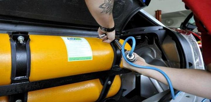 GNV / Reprodução / preço da gasolina