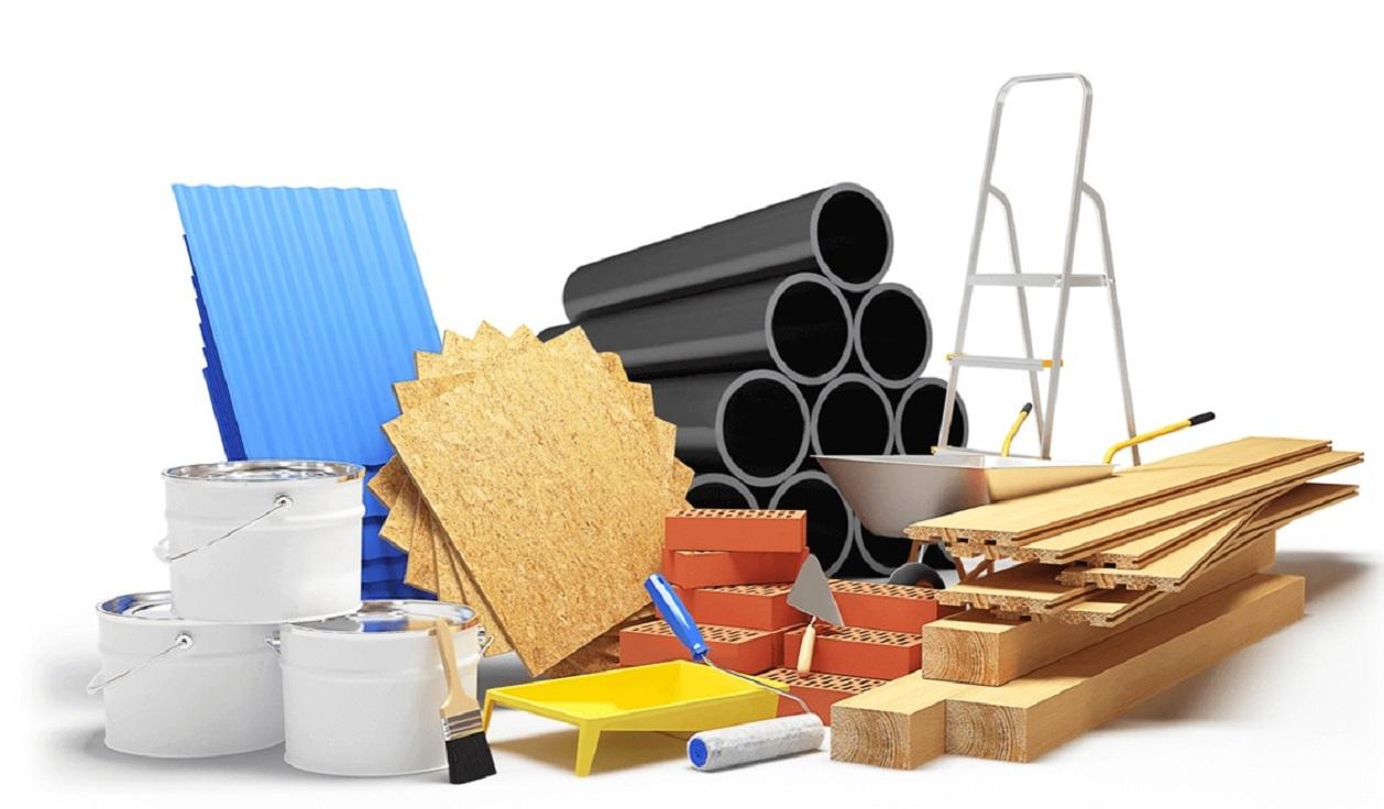 materiais da construção civil