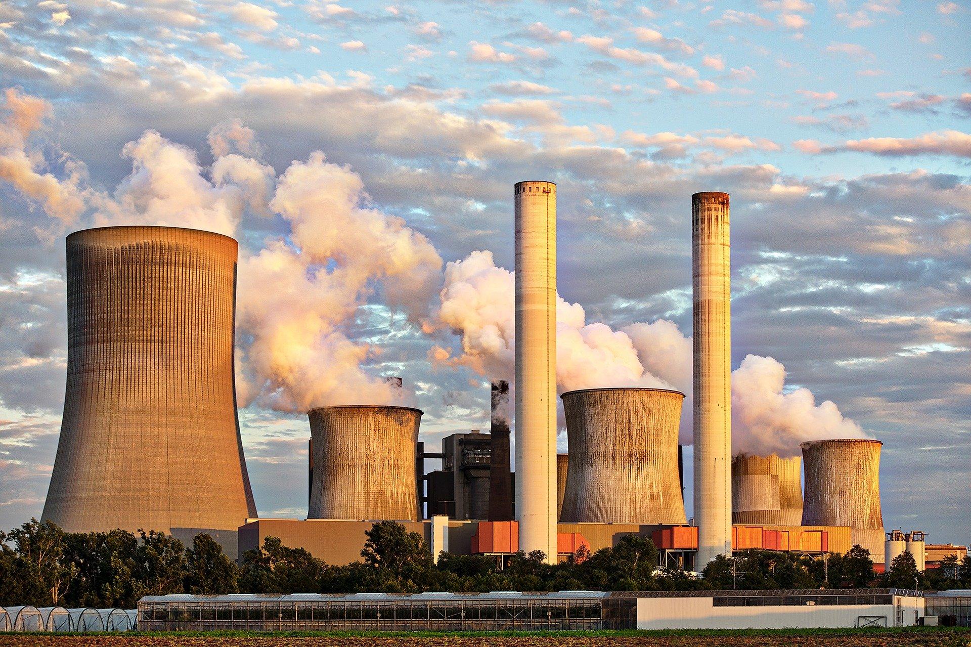 Usinas de carvão / China / Energia