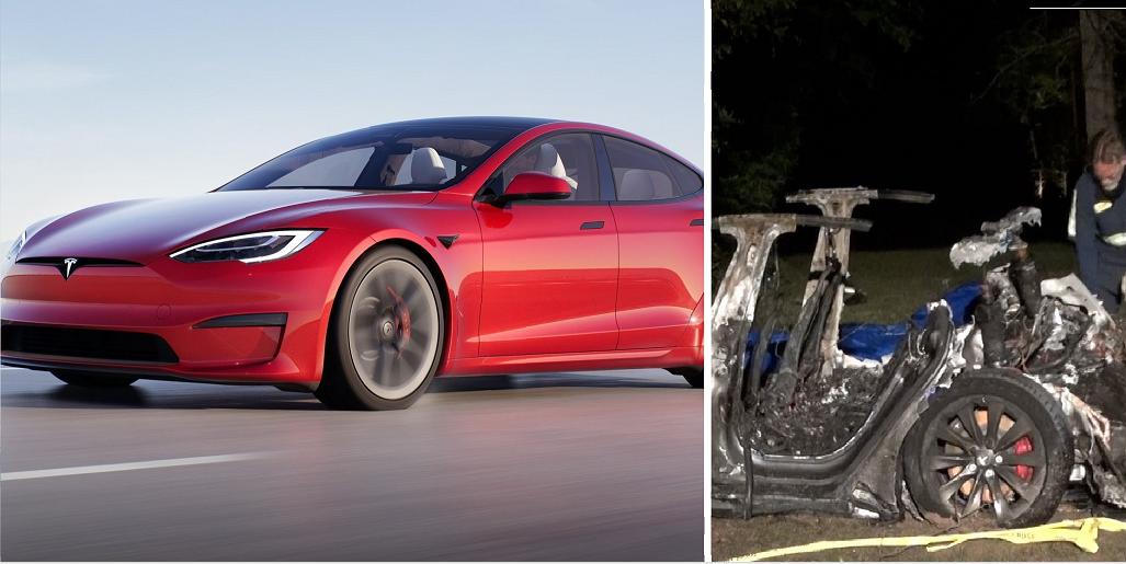 Acidente com carro elétrico da Tesla mata duas pessoas nos EUA; ninguém estava ao volante do veículo