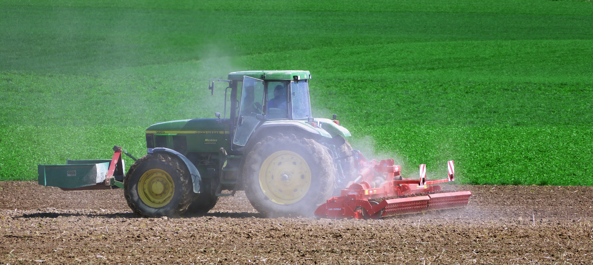 Agricultura / Pixabay / empregos