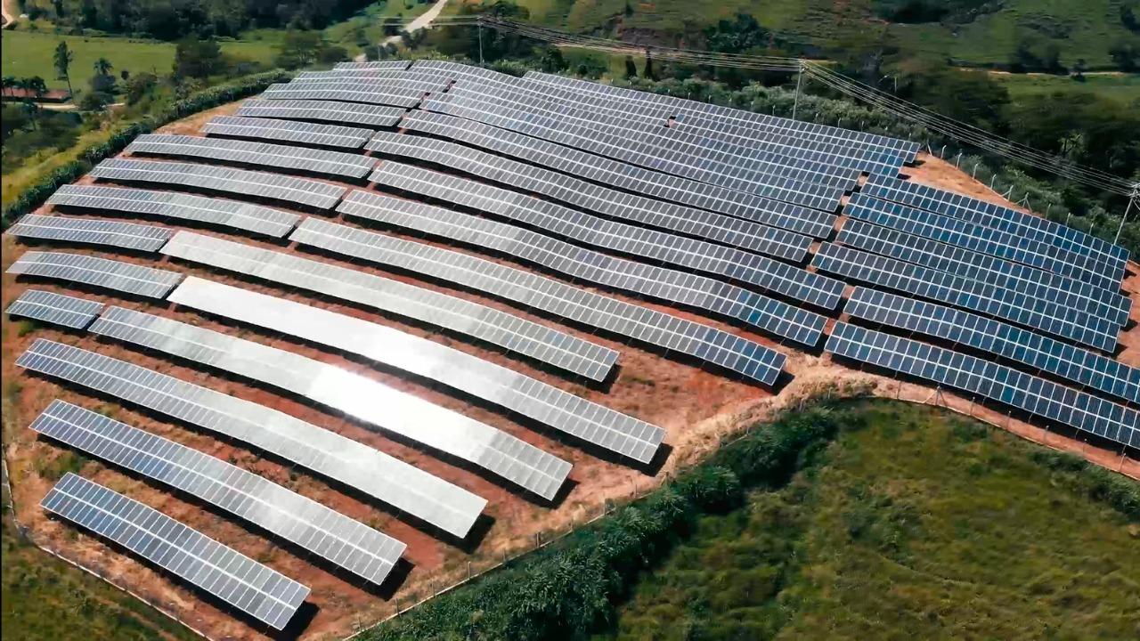 Drogaria - usina - energia solar - Rio de janeiro