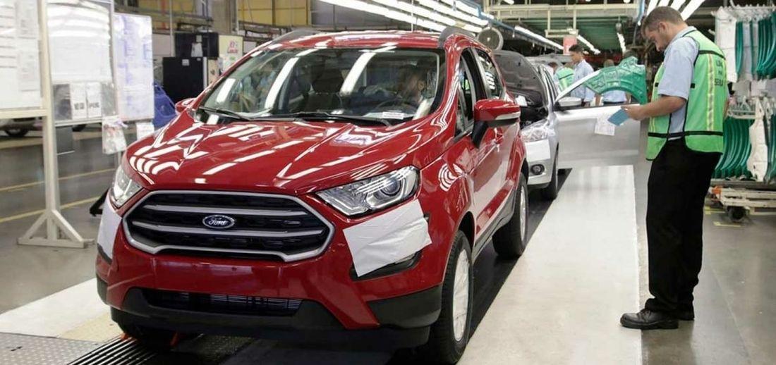 ford fabrica da ford energia indústria bahia trabalhadores