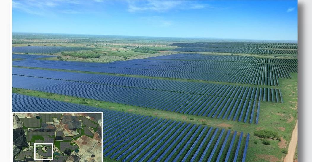 energia solar geração de energia BNDES