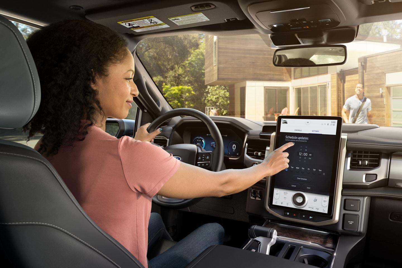 Ford carros elétricos veículos elétricos