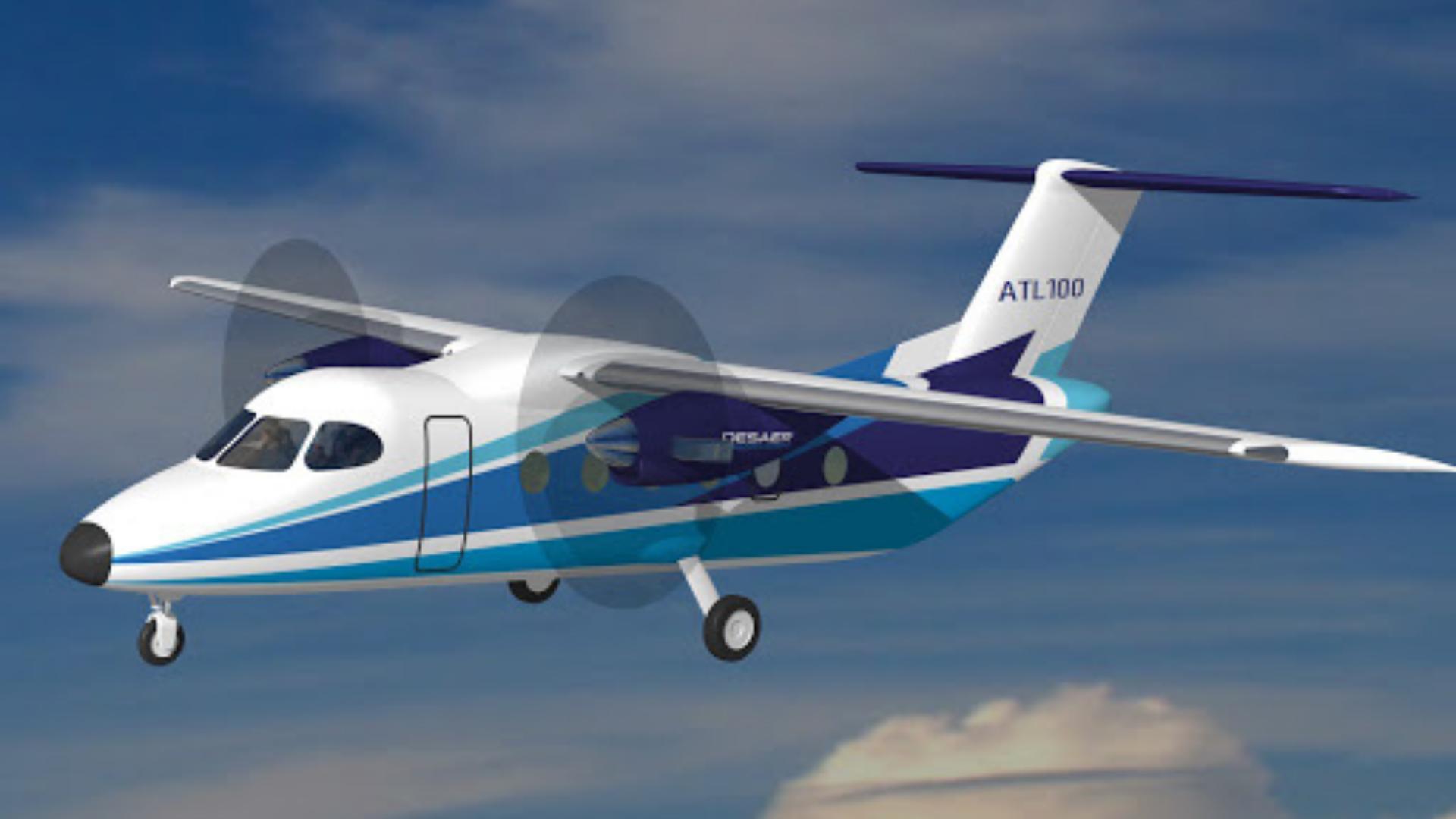 aviões – fábrica – Minas Gerais
