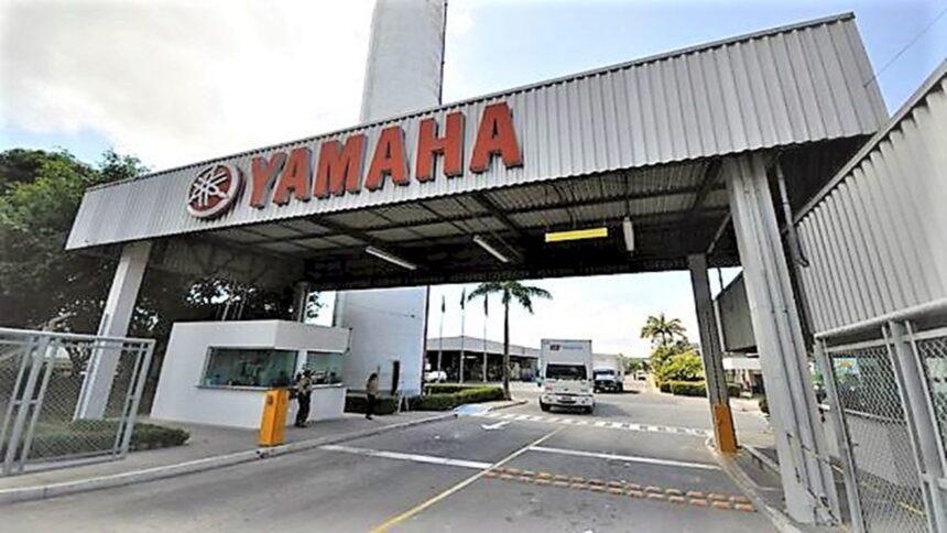 Yamaha - Volkswagen - Ford - Fiat - Chvrolet - Honda - Gol - Voyage - Fox - SP - fábrica - produção