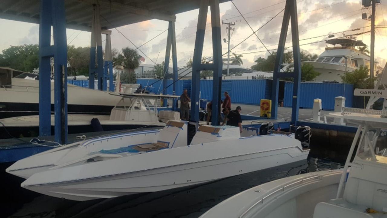 estaleiro - catamarã - estados unidos - boats