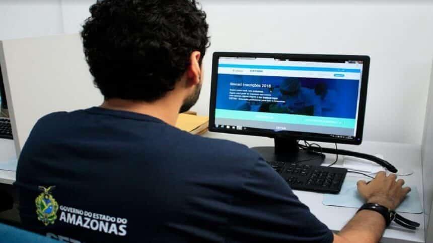 Cetam - Amazonas - cursos gratuitos online - EAD