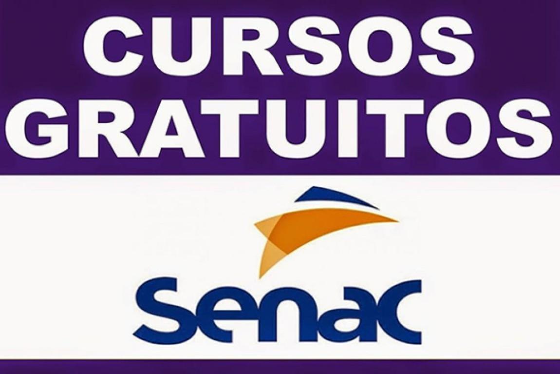 Senac – cursos – Minas Gerais – cursos gratuitos