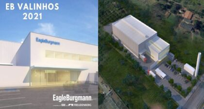 EagleBurgmann Grupo Freudenberg SP fábrica