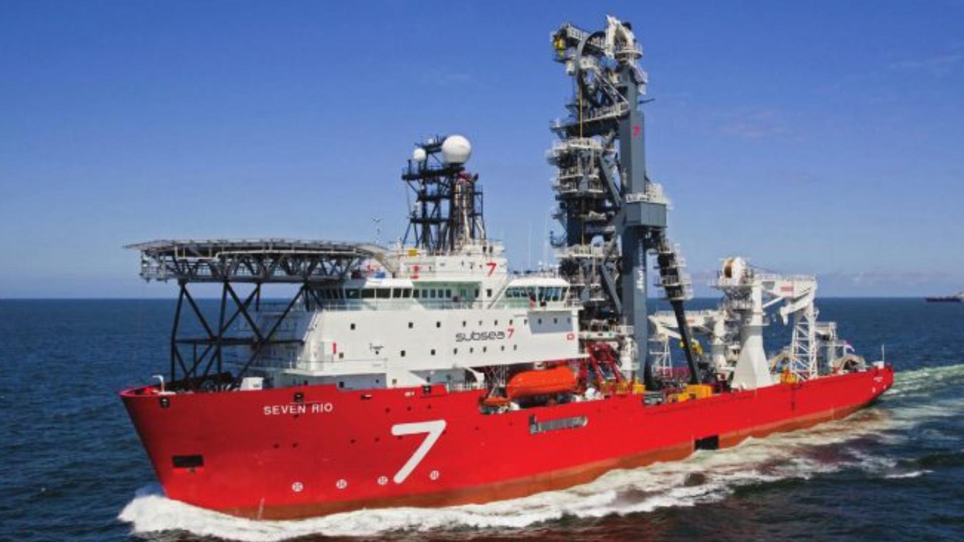 Subsea 7 – gás – óleo e gás