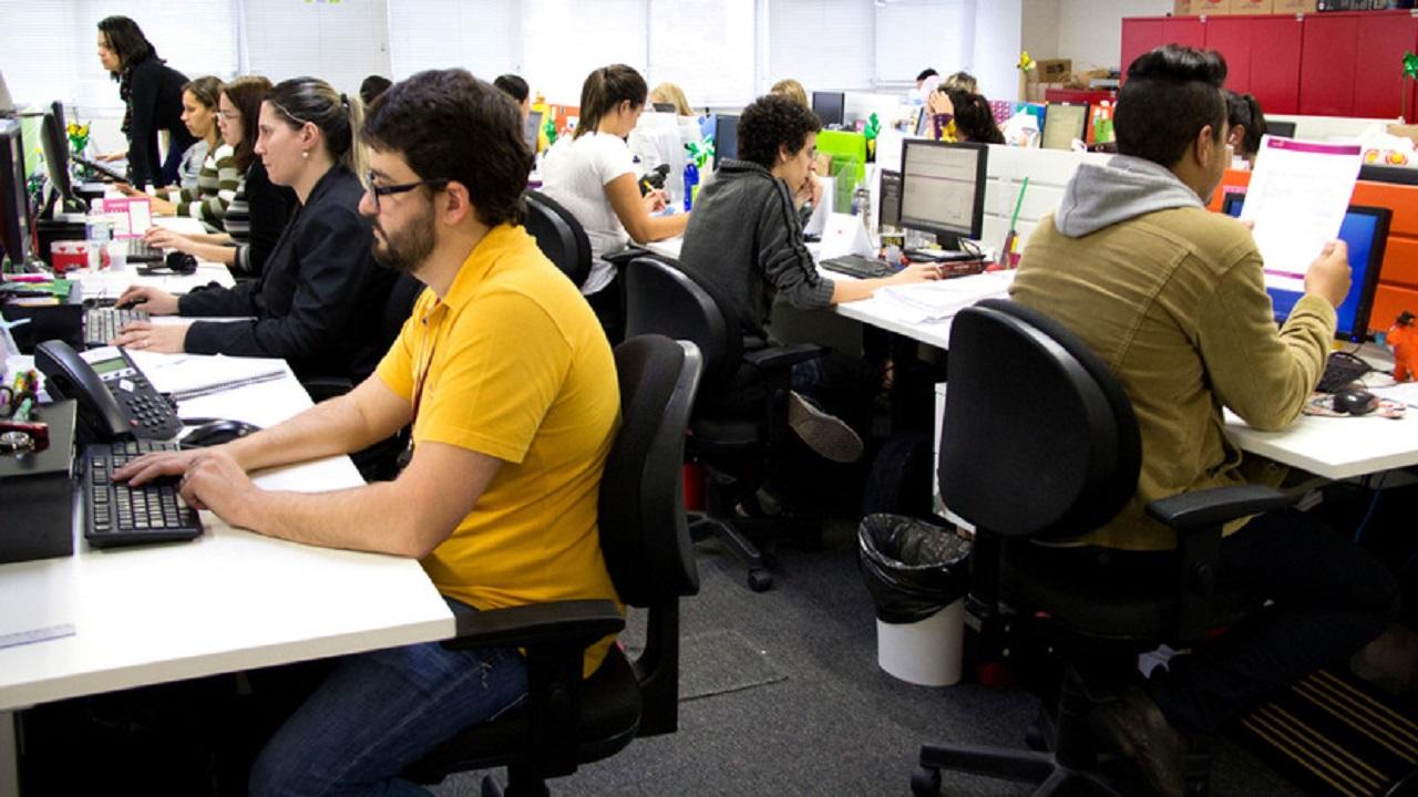 vagas de emprego - home office - SP - ensino médio - salários