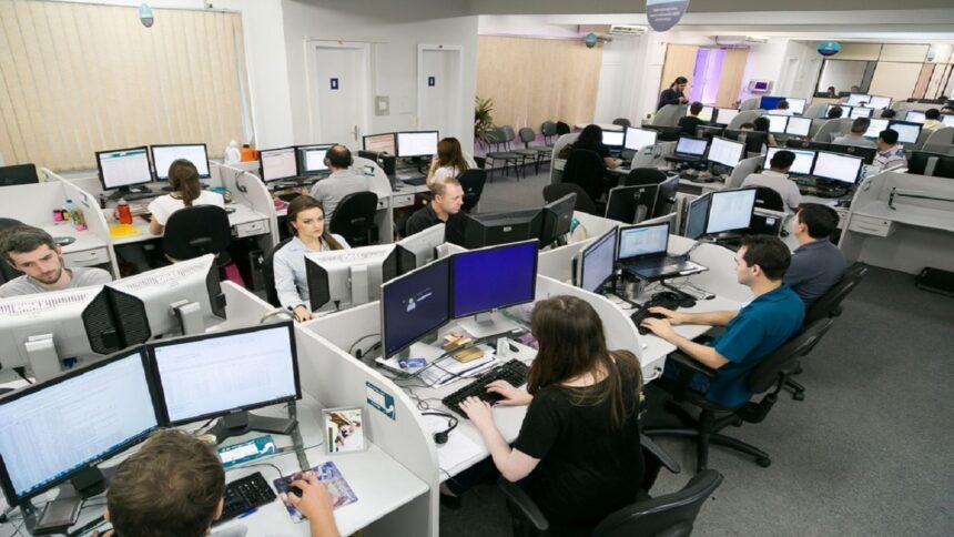 Recrutamento - vagas de emprego - home office - processo seletivo