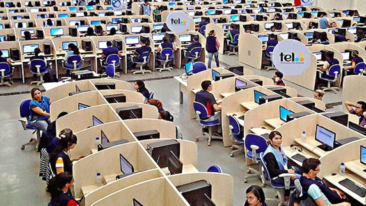 VAgas de emprego -Bahia - telemarketing - vagas - Ensino médio