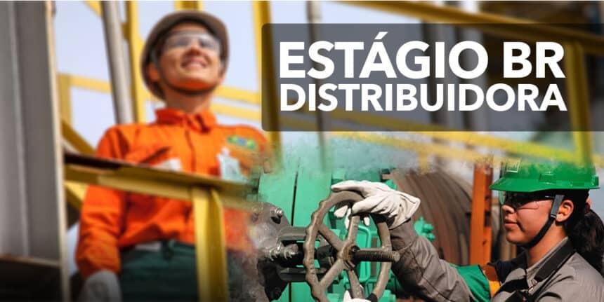 BR Distribuidora – estágio – sem experiência