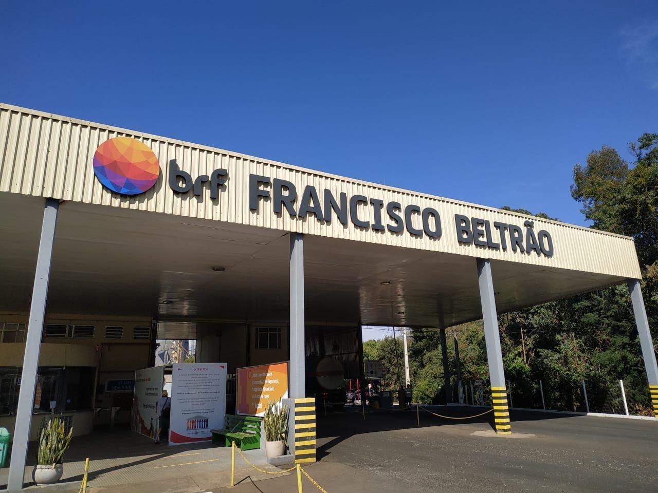 BRF – Paraná – empregos