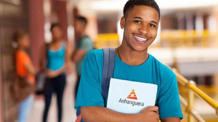Faculdade Anhanguera - EAD - cursos gratuitos -enfermagem - vagas