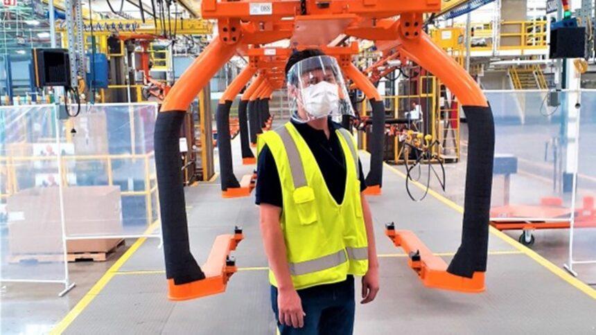 Ford - Honda - Caterpillar - BMW - Apple - Samsung - produção - fábrica