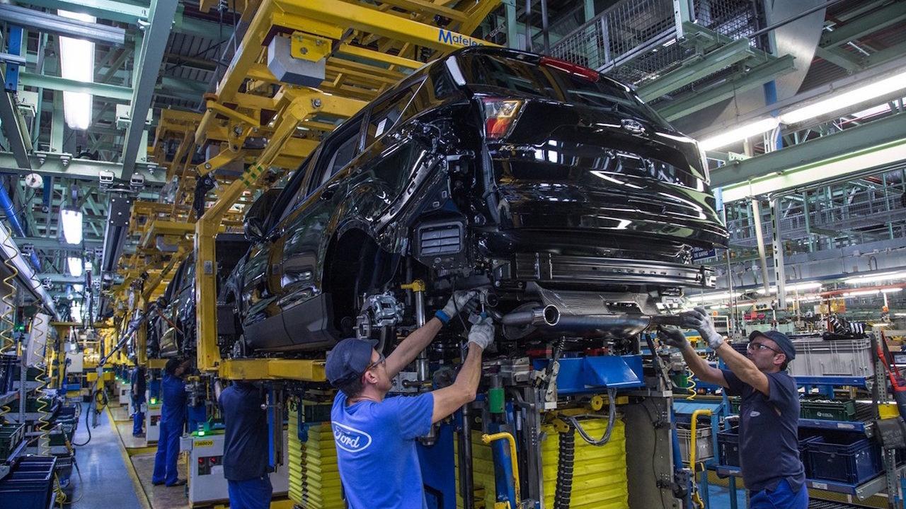 Ford - Honda - Volkswagen - Toyota - produção - emprego - fábrica - SP - Gol - Voyage - Golf - Renault - General Motors