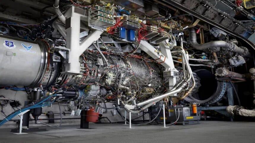 general electric - GE - aviation - motor - caça - EUA