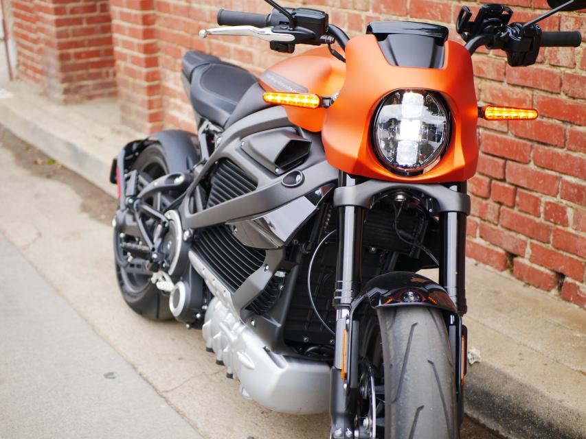 Harley-Davidson motos elétricas motos energia
