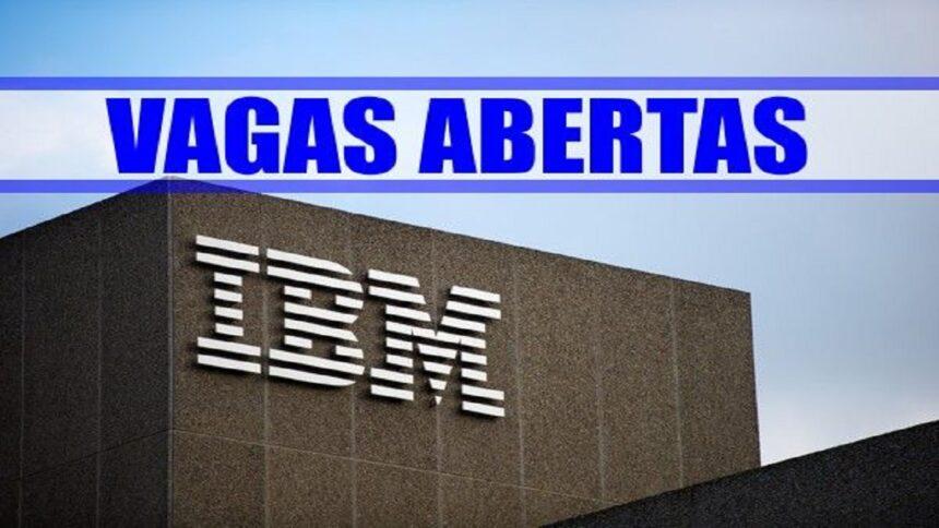 IBM - vagas de emprego - recursos humanos - informática
