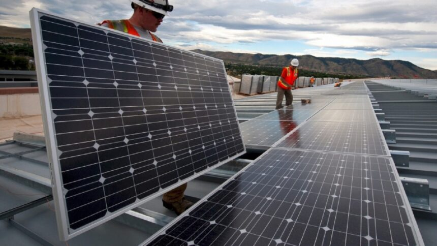 Energia solar - agropecuária - rural - indústria