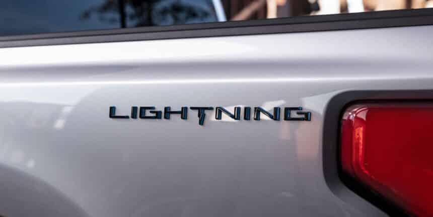 ford f150 elétrica energia