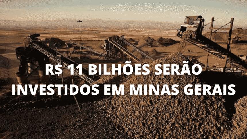 Mineradora implantará megaprojeto de exploração de minério de ferro em Minas Gerais. Aportes podem chegar a 11 bilhões de reais e 6,2 mil empregos podem ser gerados A mineradora Sul Americana de Metais (SAM) planeja implantar o megaprojeto de minério de ferro no norte de Minas Gerais Mineradora – Minas Gerais – minério de ferro – empregos