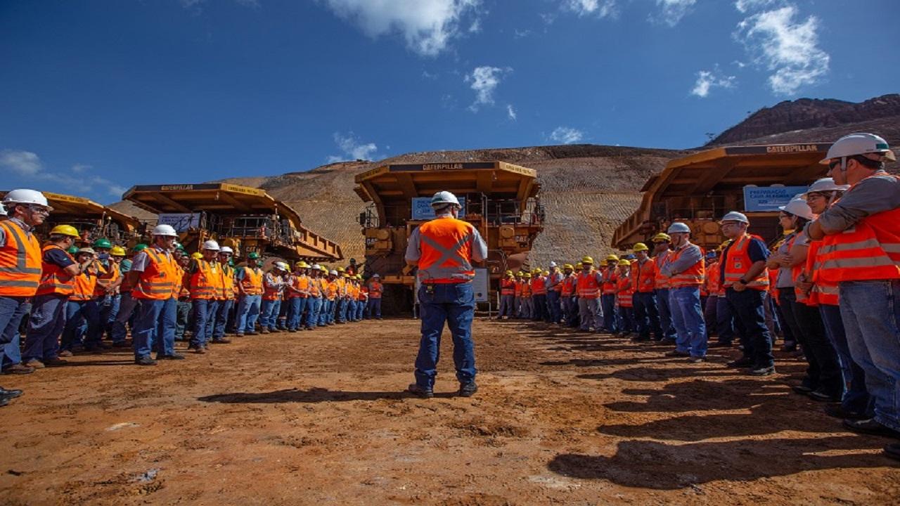 Mineradora - Samarco - vagas - estágio - ES - MG