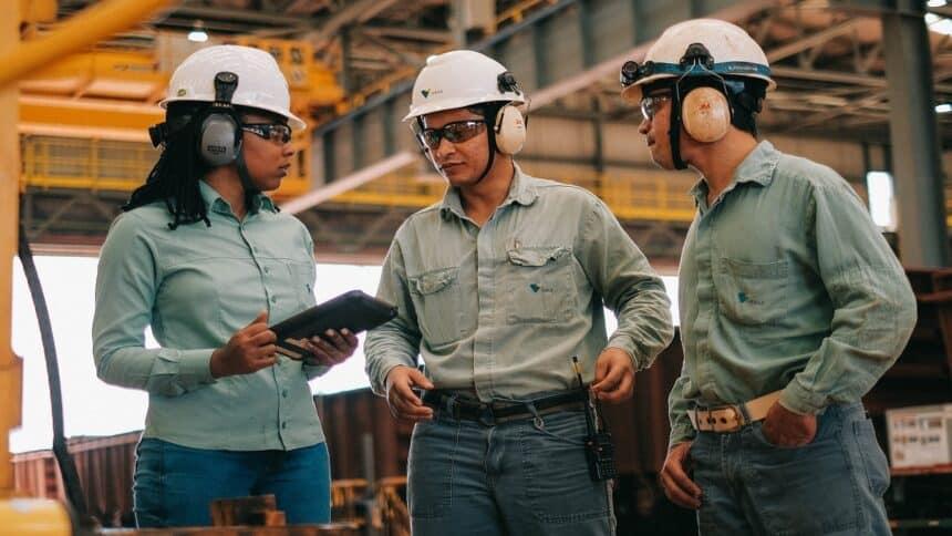 Mineradora -Vale - jovem aprendiz - primeiro emprego