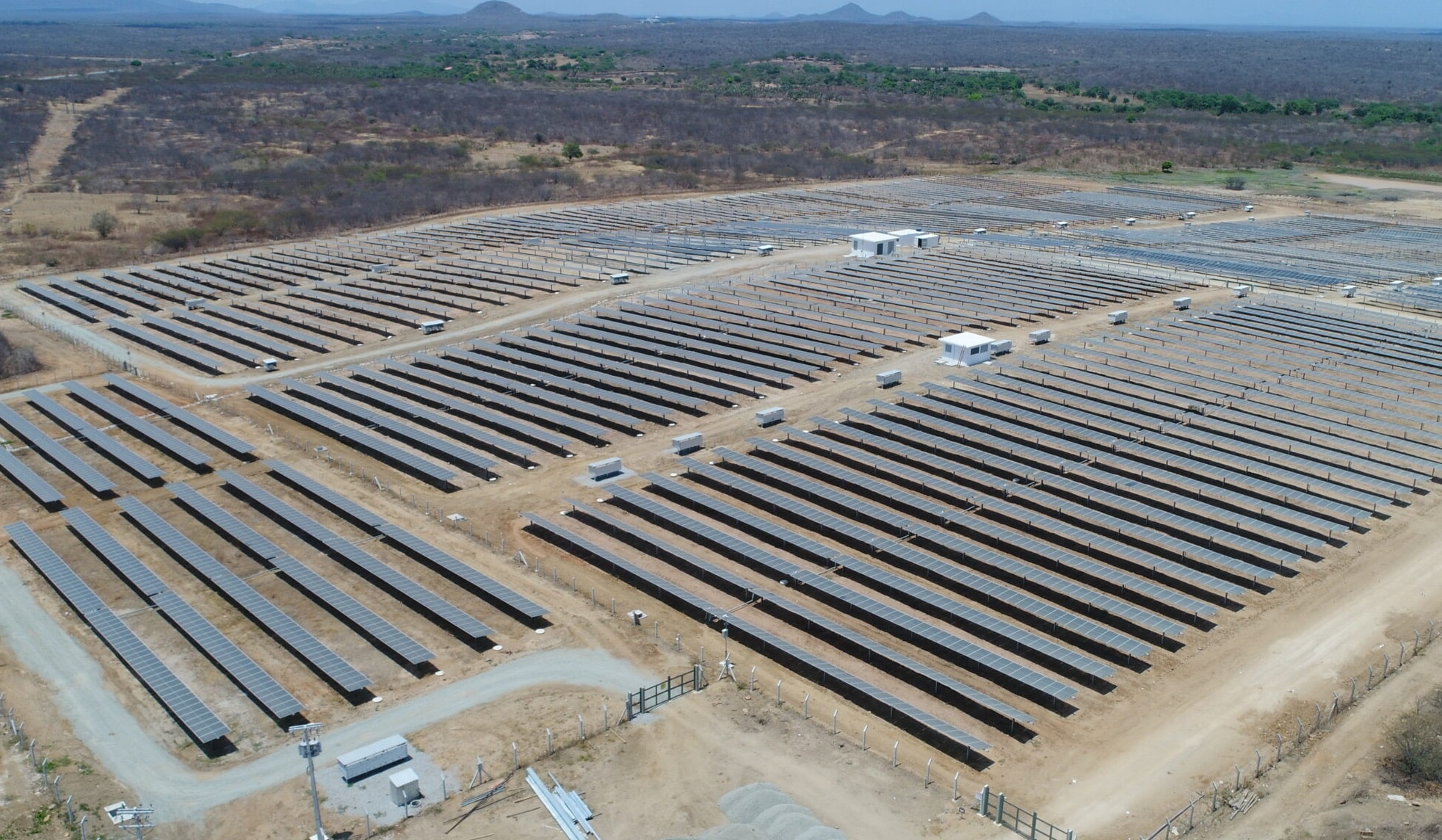 Tim energia energia solar usina solar